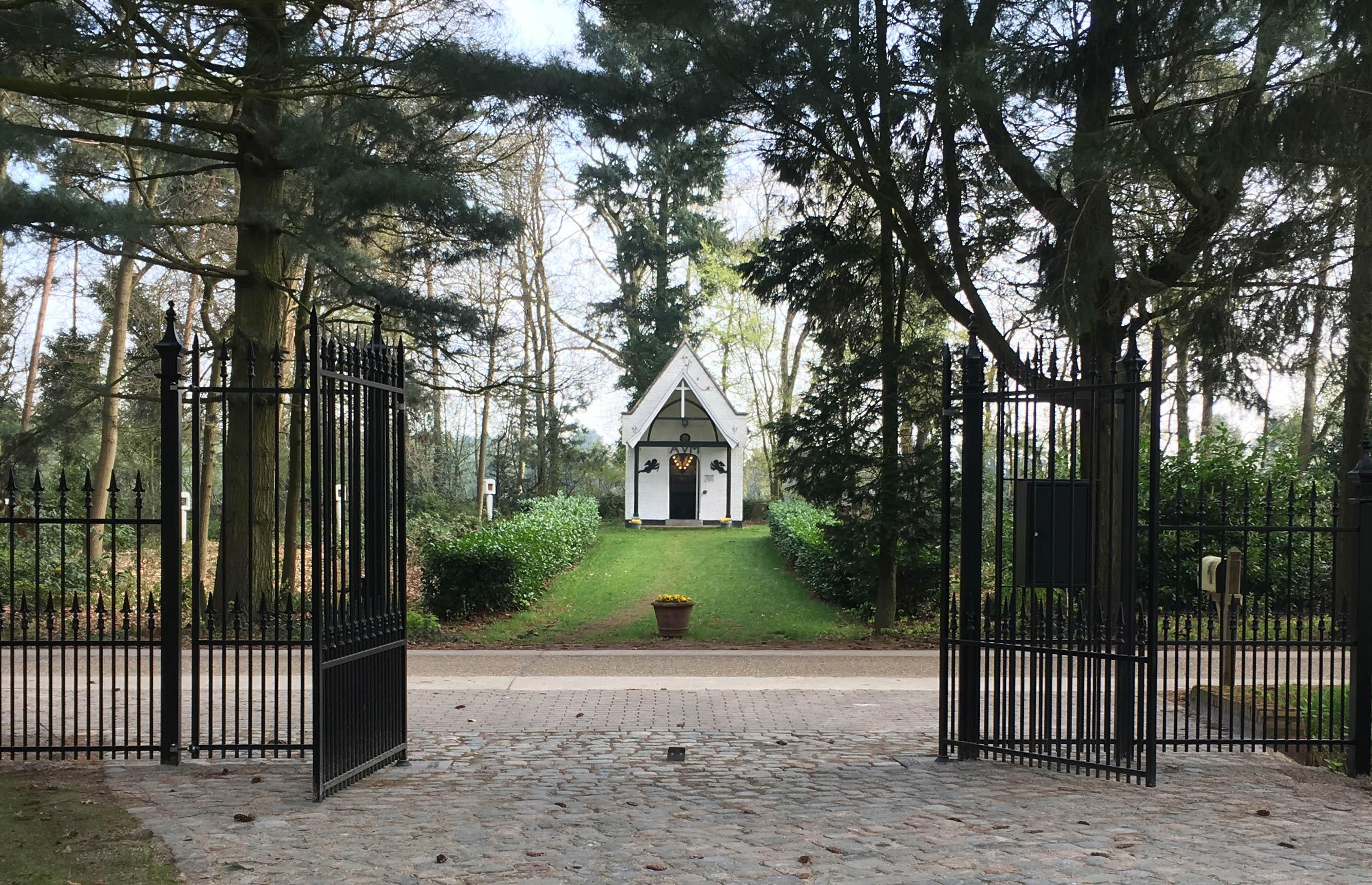 The domain - Domein Rodin